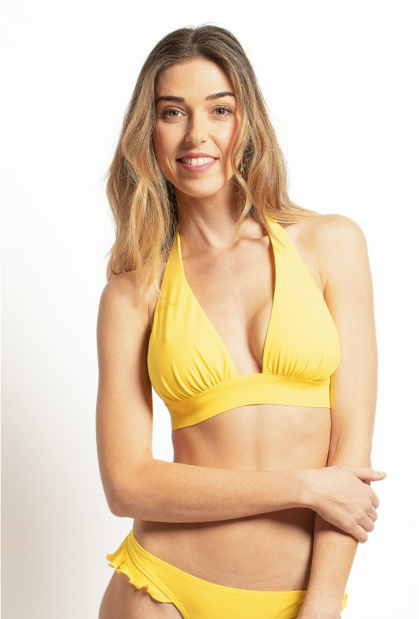 PAIN DE SUCRE, Bikini triangle, Yellow – Enea