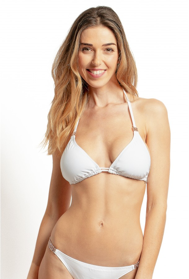 PAIN DE SUCRE, Bikini triangle, White – Christie