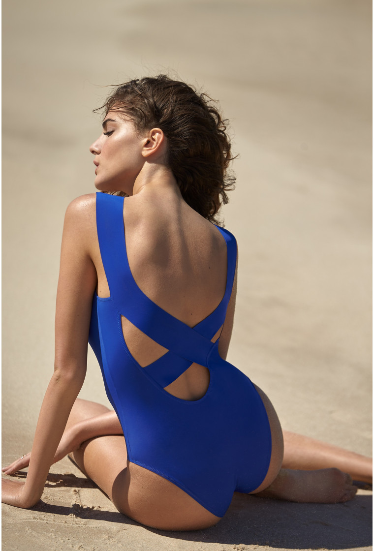 PAIN DE SUCRE, Swimsuit, Blue - Soya