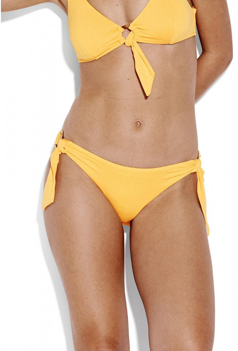 SEAFOLLY , Ring Side Hipster bikini bottom, Buttercup - Active