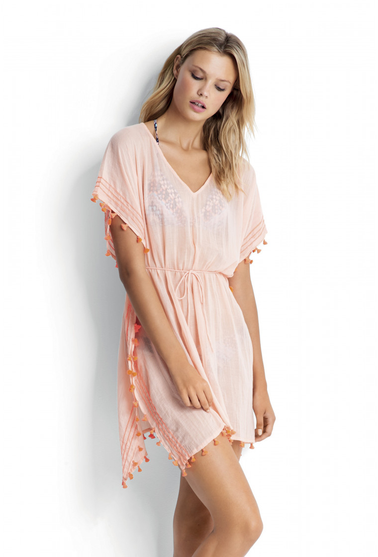SEAFOLLY, Caftan, Pink