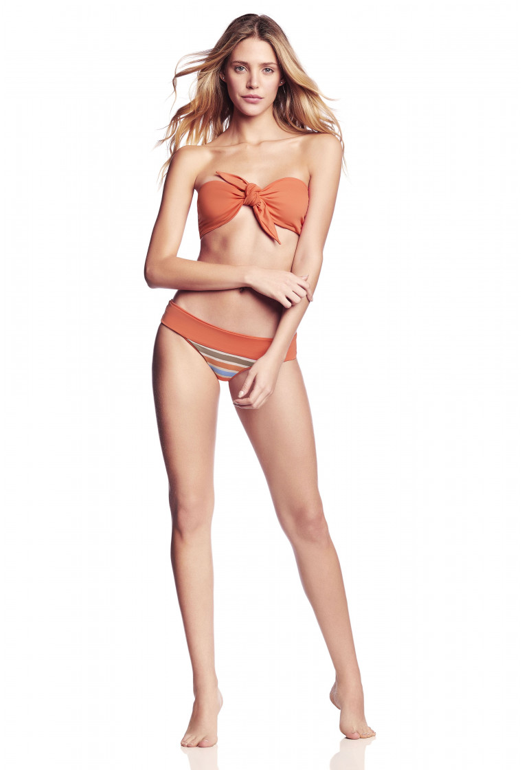 MAAJI, Bikini top, Orange - Mandarin The Beverly