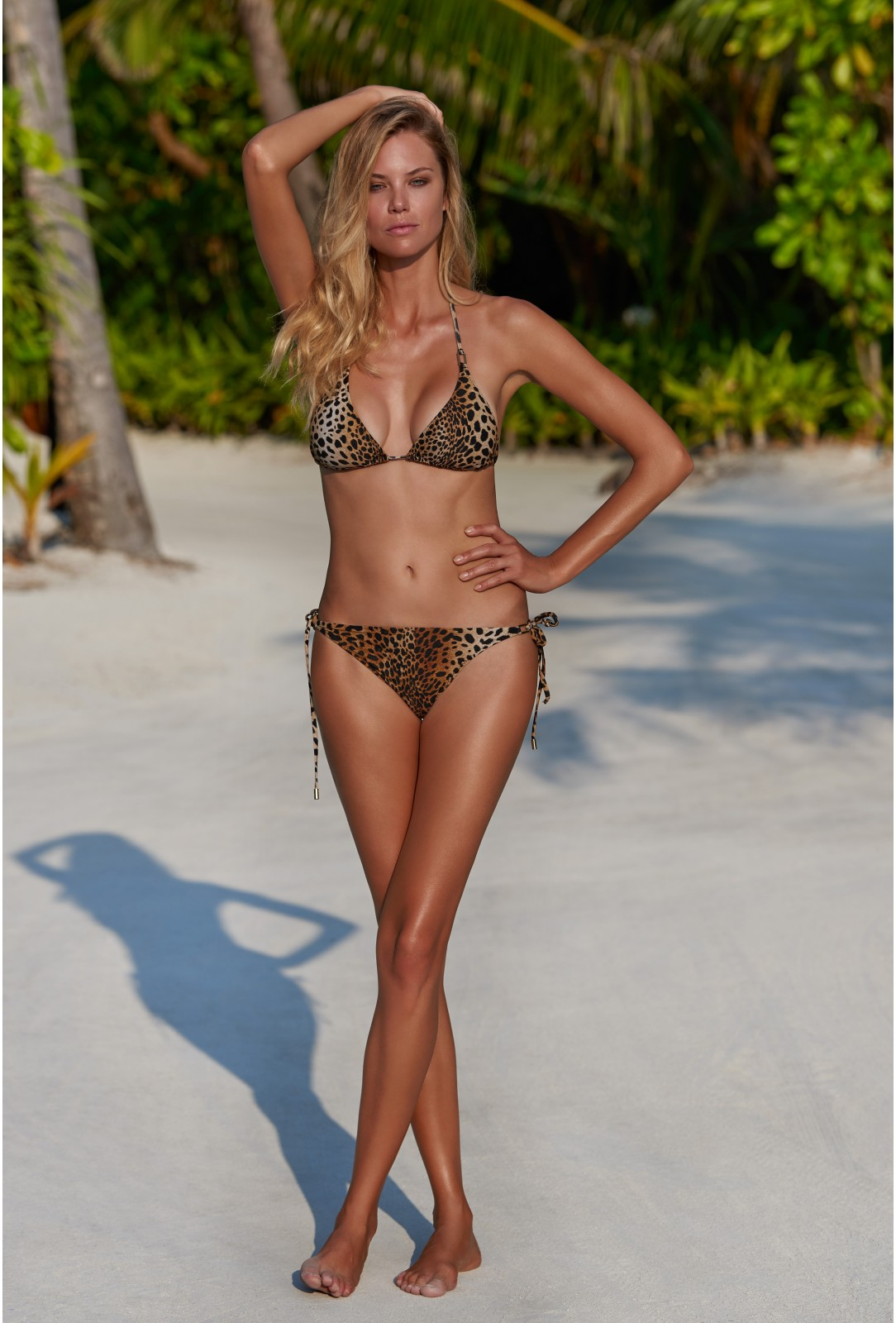 Melissa Odabash Bottom Cancun Bikini Cheetah eCxordB