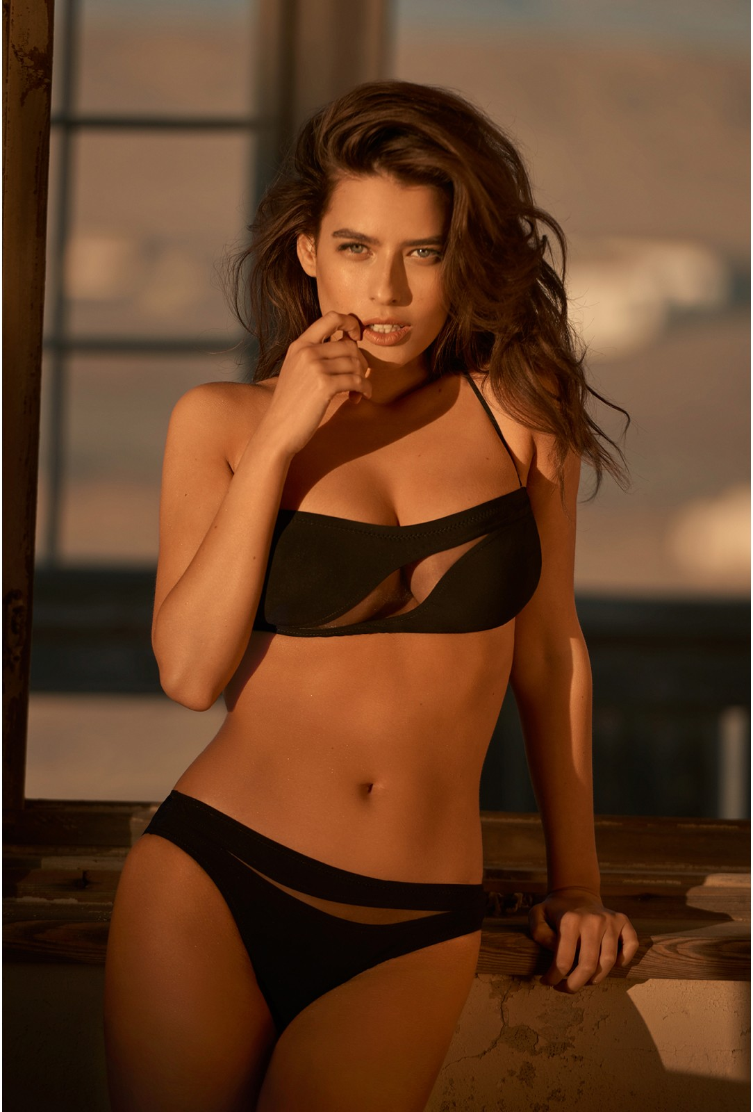 Buy Cheap Low Price Fee Shipping Discount Price Bikini Top wave clearance on the bust Nirvana PAIN DE SUCRE Black - Uni Life Pain De Sucre Sale New Arrival Cheap Sale Many Kinds Of Cheap Visa Payment EPKgt